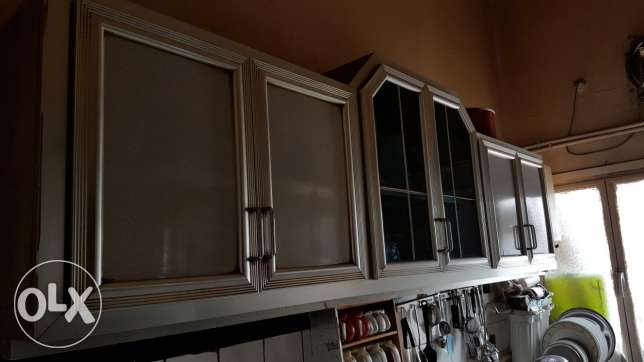 Cupboards available for sale.(kitchen use) 2 pcs