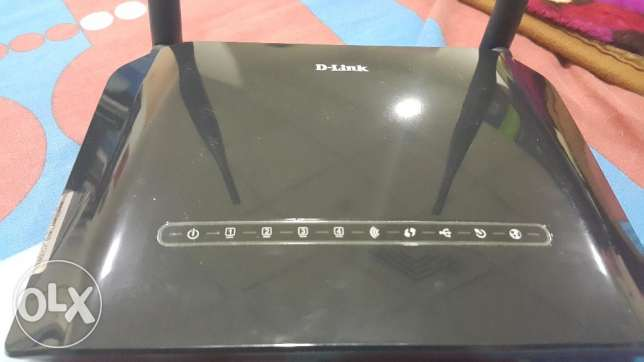 Wireless Dual Band Router D-Link (as good as NEW)