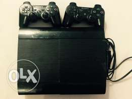 PS3 Super Slim بلايستيشن ٣ سوبر سليم