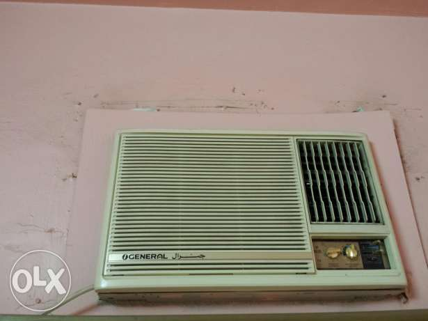 General Window AC For Sale
