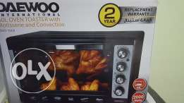 new electric oven فرن كهرباء جديد