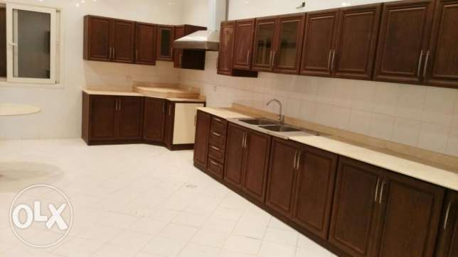 Villa 2 floor and basement for rent at salwa area,