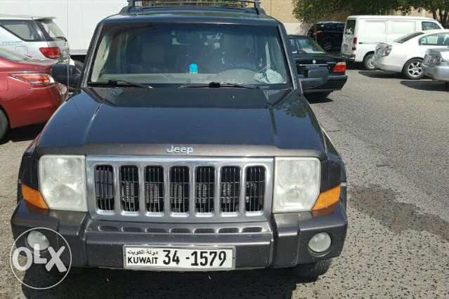 Jeep Commander 2006 Full Options for sale