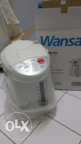 wansa thermo pot