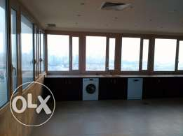 Penthouse with full sea view for KD 1200