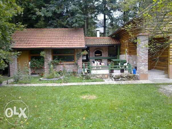 The property with beautiful river Bosnia and Herzegovina