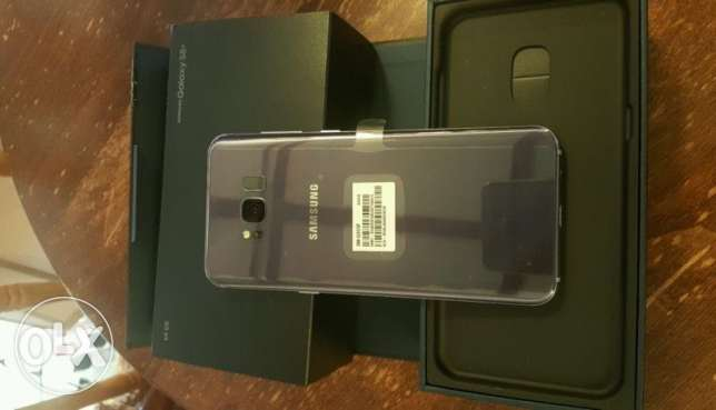 Samsung Galaxy S8 SM-G950U - 64GB - Midnight Black (T-Mobile) Smartpho