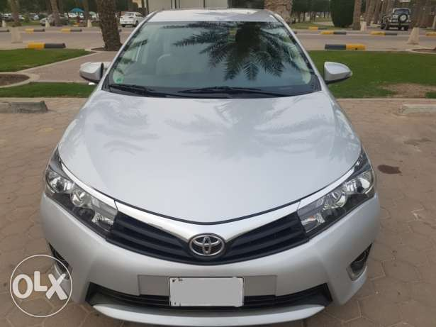 Toyota Corolla Original paint Full Options 2.0