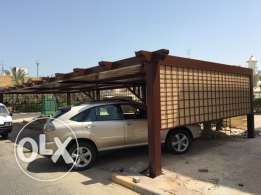 Car Parking Sheds Installations Services