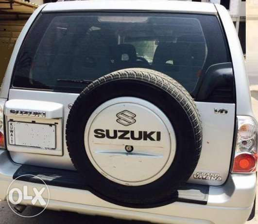 Suzuki Grand Vitara XL 7 2005