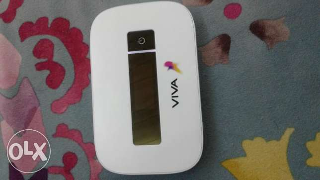 Viva router all sim working