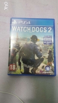 Watchdogs 2 for ps4 in very good condition