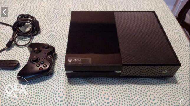 xbox one + 3 games for free
