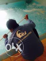 Swimming Pool Construction & Maintenance Services in Kuwait