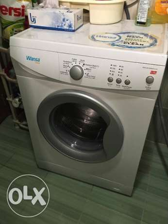 Wansa Gold Washing Machine 6kg