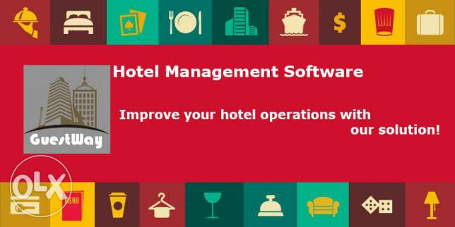 Hotel ERP System