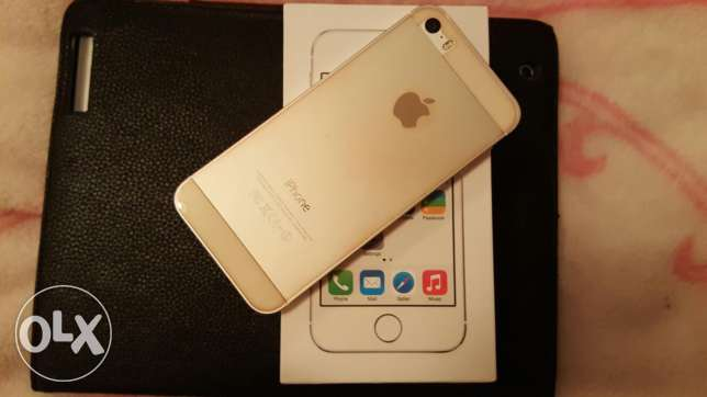 Iphone 5s 64GB no scratches like new الرابيه -  6