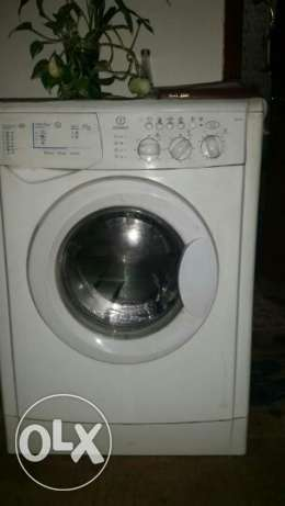 Indesit front-load washing machine