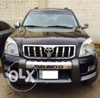 2006 Toyota Prado GX, 115000Kms for sale - Al Sayer maintained