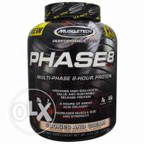 MuscleTech Phase 8 Protein - 4.5 Lbs