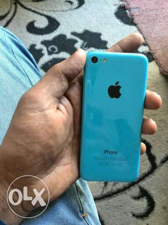iphone 5c with box
