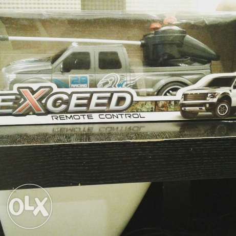 Exceed toy car