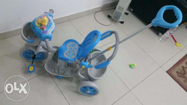 Toddler tricyle