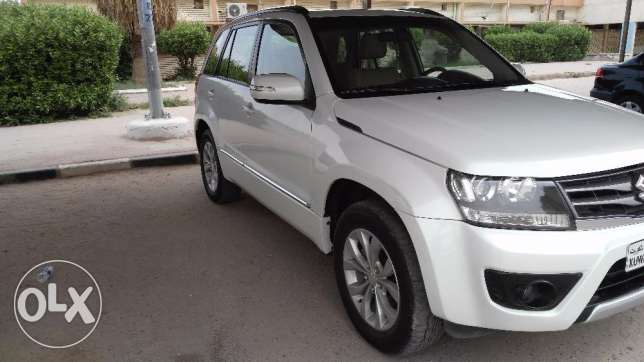 Suzuku Grand Vitara Model 2014 Full option with Sunroof For Sale