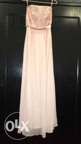 Dress from coast, light pink color