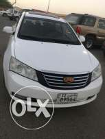 Geely Emgrand 2012