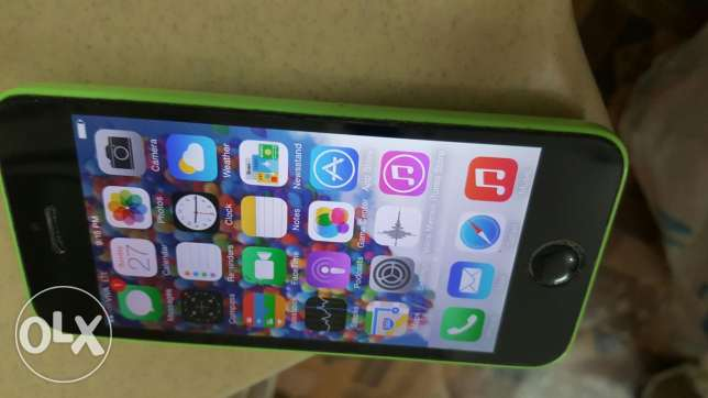 Sale I phone 5c very good condition ابرق خيطان -  4
