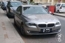 BMW 520 i, 2012, 50,000KM, As New