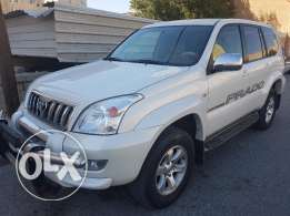 For Sale Toyota Prado 2007 GX White Original Paint