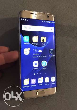 Brand New Samsung Galaxy S7 edge SM G935 32GB Gold