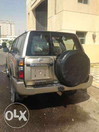 Nissan Patrol 2005 in very good condition.
