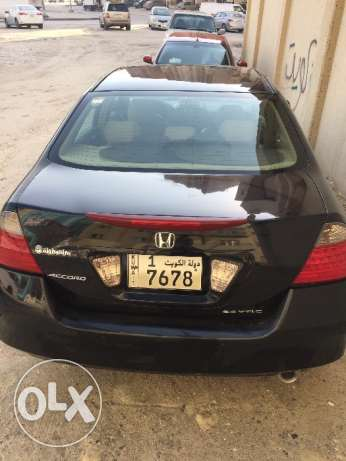 Honda accord Lady driven Excellent engine Excellent aircon