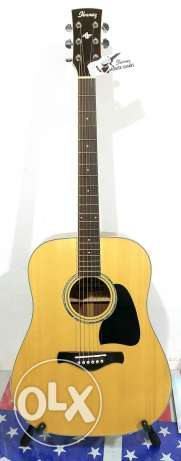 Acoustic guitar Ibanez Artwood AW300-NT