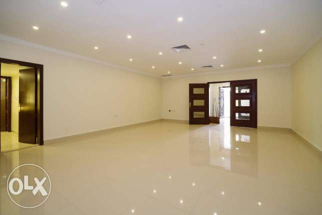 For Westerners only-4 bdr ground floor in Mishref