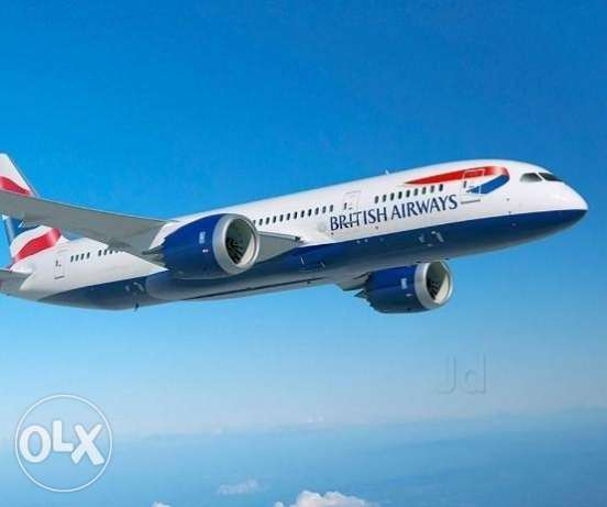 Vacancy in British Airways (Apply Now)