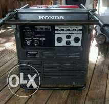6500-Watt Gasoline Portable Generator