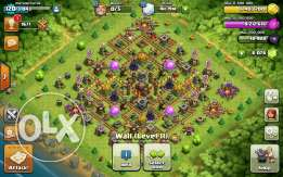 كلاش اوف كلانس لفل 10 ماكس كلها clash of clans TH 10 maxxed