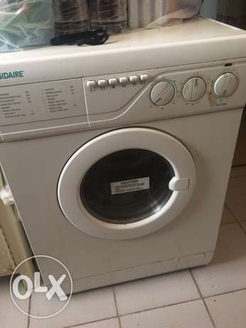 American washer not working
