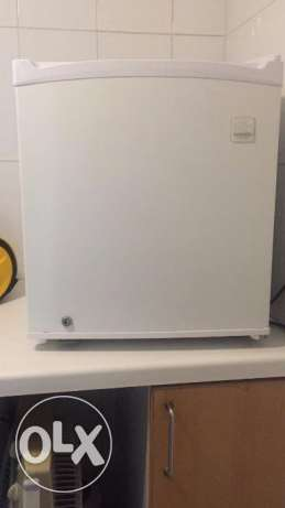 Daewoo 2 Cft. Single Door Refrigerator (FR063) - White
