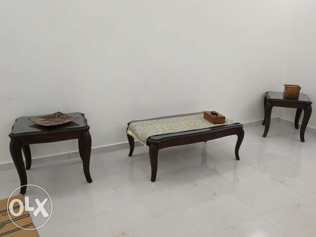 Salon tables for sale 30KD