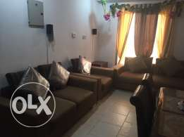 3+2+1 sofa set from safat home urgent sale