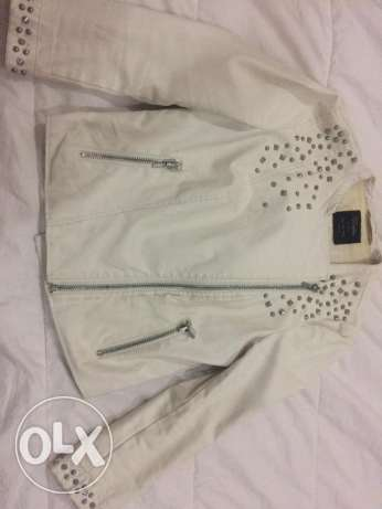 White Jacket from Zara-gently used!