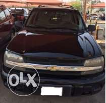 Urgent Sale Chevrolet Trailblazer 2007