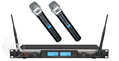 gtd microphones Brand new
