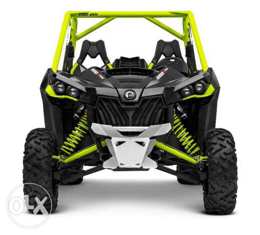 Maverick X ds Turbo الري -  2