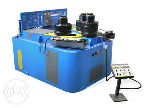 Heavy Duty Section Bending Machine For Sale عدان -  1